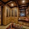 Lottinville Timber Frame Log Home 21 - Streamline Design