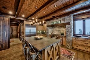 Lottinville Timber Frame Log Home 27 - Streamline Design