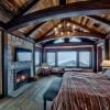 Lottinville Timber Frame Log Home 34 - Streamline Design
