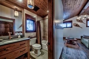 Lottinville Timber Frame Log Home 47 - Streamline Design