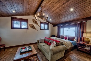 Lottinville Timber Frame Log Home 49 - Streamline Design