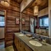 Lottinville Timber Frame Log Home 6 - Streamline Design