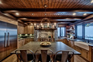 Lottinville Timber Frame Log Home 65 - Streamline Design