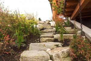McNeil Timber Frame Log Home 11 | Streamline Design