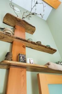 McNeil Timber Frame Log Home 6 | Streamline Design