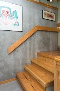McNeil Timber Frame Log Home 8 | Streamline Design