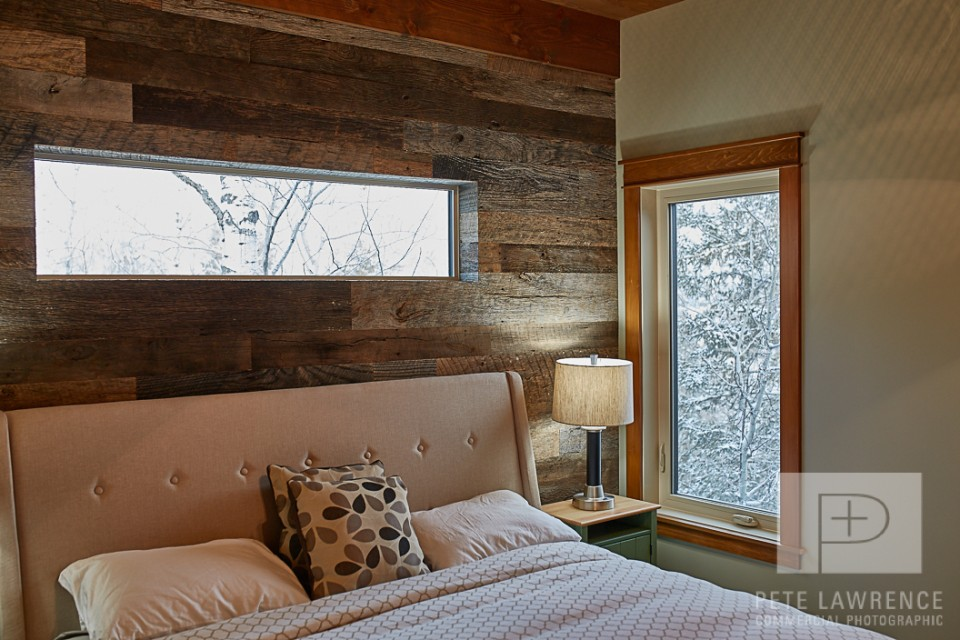 Emma Lake Timber Frame Log Home 1 | Streamline Design