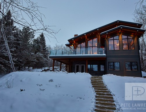 Emma Lake Timber Frame Design