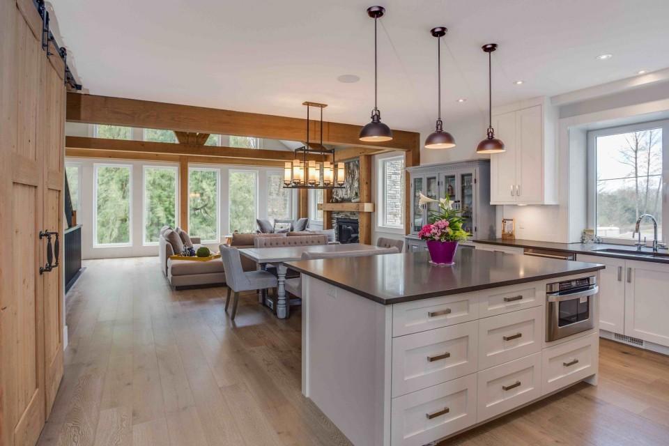 Straiton Timber Frame Design | Streamline Design Ltd