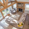 Straiton Timber Frame Home Beams | Streamline Design Ltd