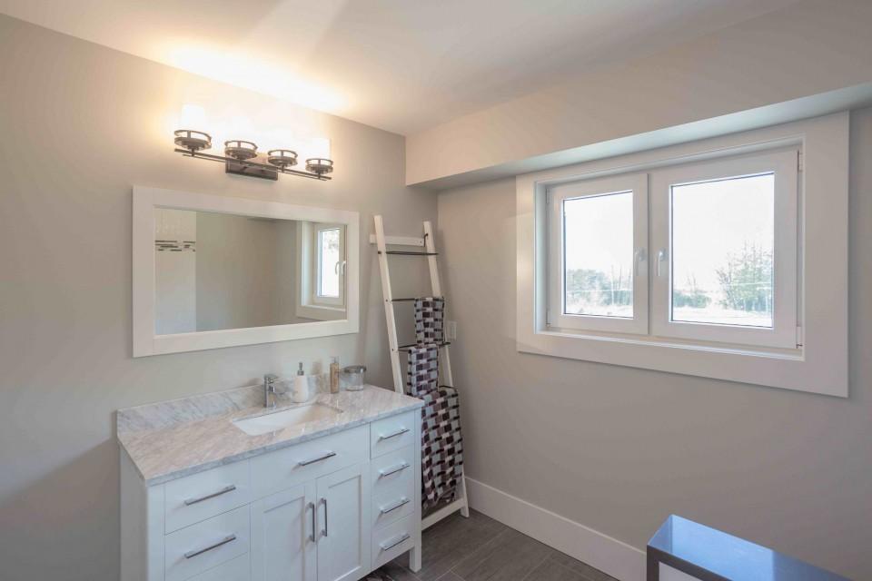 Straiton Timber Frame Home Guest Bathroom | Streamline Design Ltd