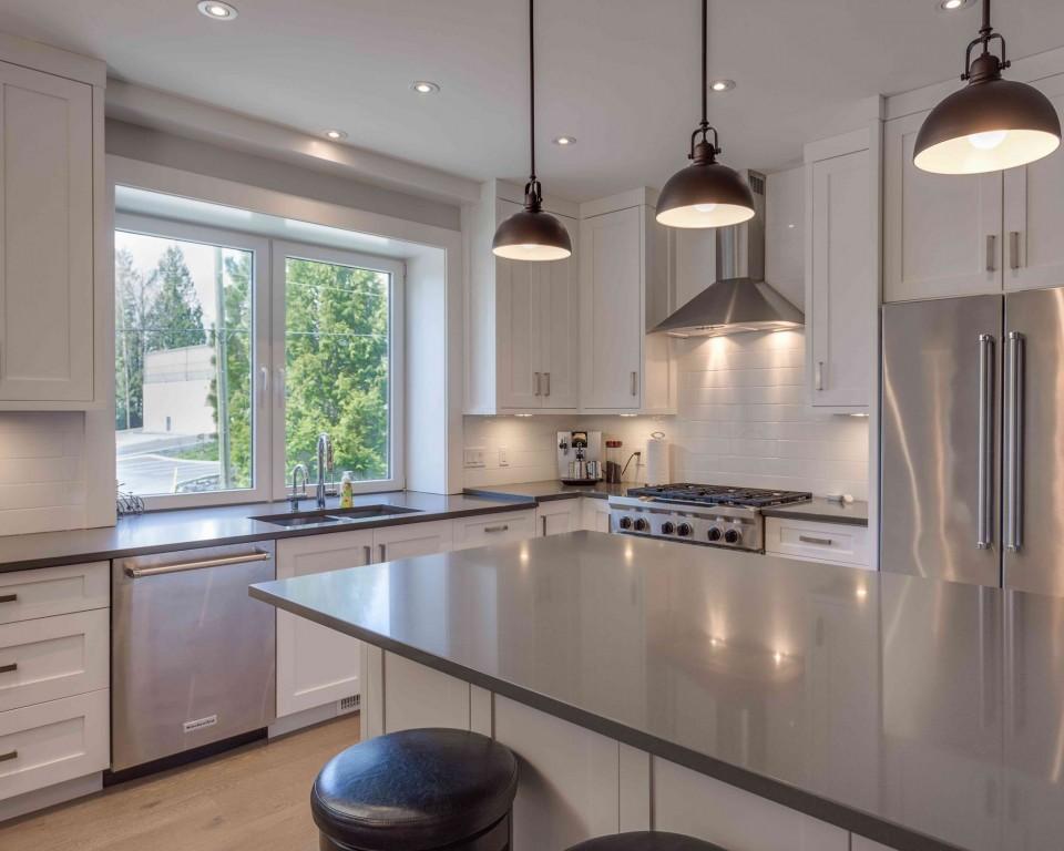 Straiton Timber Frame Home Kitchen | Streamline Design Ltd