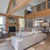 Straiton Timber Frame Home Living Room | Streamline Design Ltd