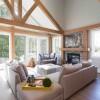 Straiton Timber Frame Home in Abbotsford | Streamline Design Ltd
