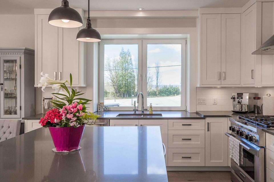 Straiton Timber Frame House Abbotsford | Streamline Design Ltd