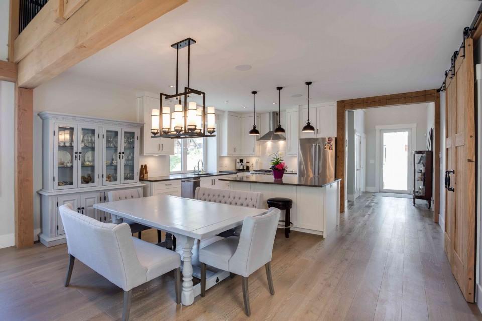 Straiton Timber Frame House | Streamline Design Ltd