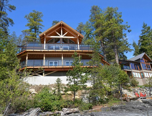Pender Harbour Timber Frame Design