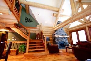 Interior Including Fireplace