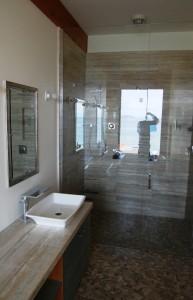 Sleek and Modern Bathroom
