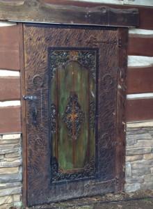 Toshi Custom Door