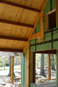 Timber Frame Tutorial