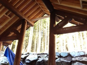 Vancouver Timber Frame Home