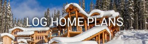 snow-covered-log-home-plans