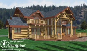 Timber Frame Home Packages