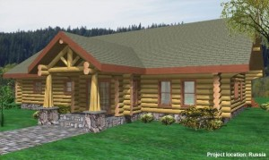 front-view-of-log-home-plans