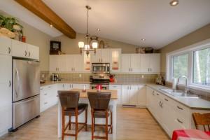 Coach Home kitchen