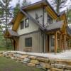 Timber Frame Coach Home