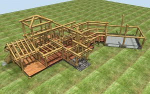 timber-frame-home-computerized-construction-plans