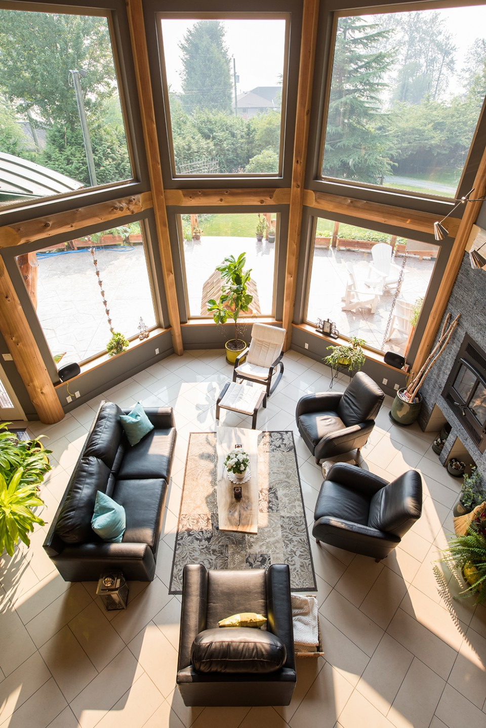view-looking-down-into-living-room