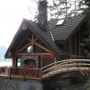 Lakefront Log Cabin
