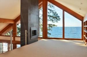 Davis Bay Timber Frame Home 11