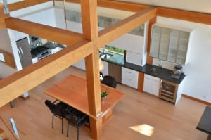Davis Bay Timber Frame Home 10