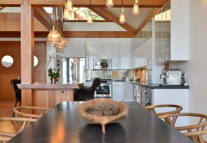 Davis Bay Timber Frame Home 8