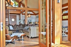 Davis Bay Timber Frame Home 7
