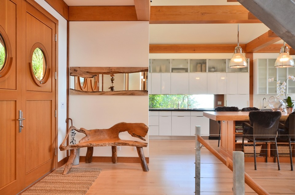Davis Bay Timber Frame Home 2