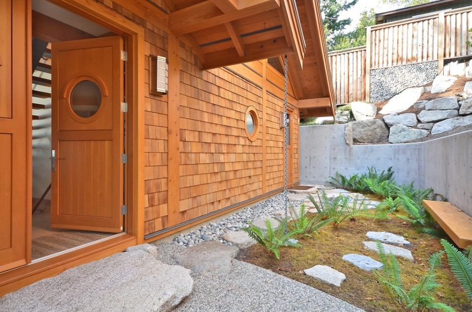 Davis Bay Timber Frame Home
