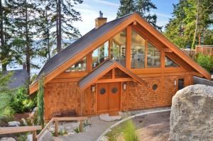 Davis Bay Timber Frame Home 5