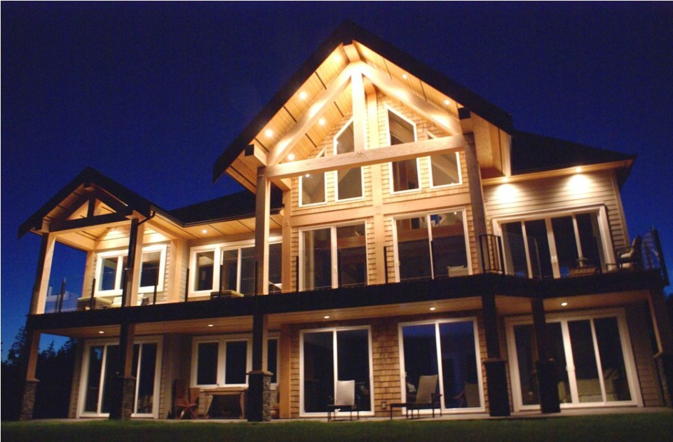 Timber Frame Home plans and designs