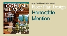Honorable Mention Log Home Living