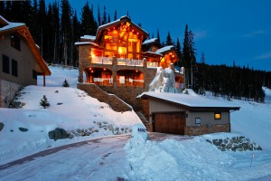 snow-covered-custom-log-home