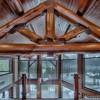 roof-beams-of-log-home