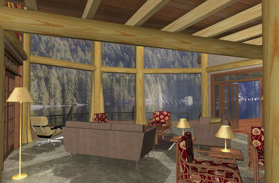 inside-view-of-log-homes-plan
