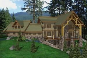 Eaglecrest Timber Frame Design