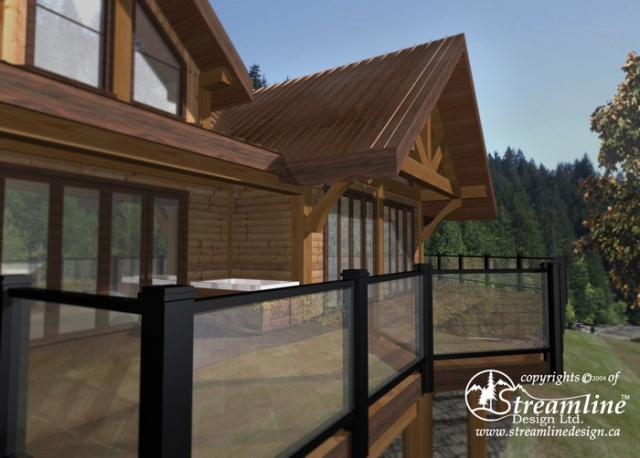 Quilchena Timber Frame Construction Plan