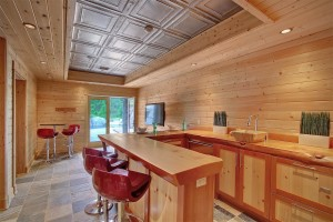 Tumble Creek Post and Beam Design