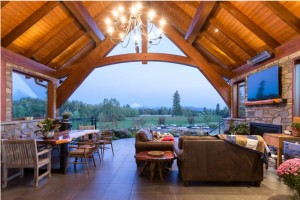 Corsan Ranch Outdoor Living | Streamline Design Ltd.